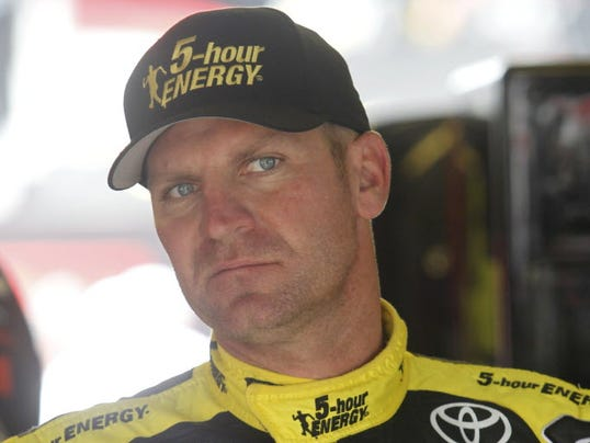 4-25-2014 clint bowyer