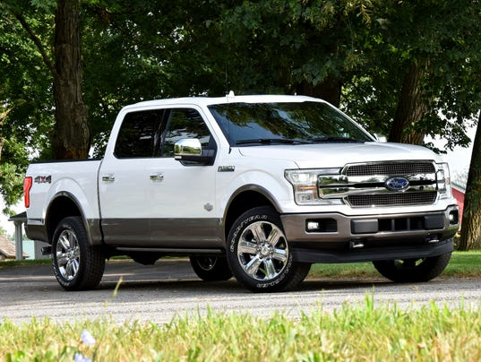 Ford F And Chevrolet Silverado Sized Up In Edmunds Comparison - Chevrolet ford