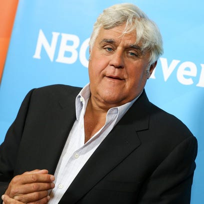 Jay Leno to headline benefit show in Indianapolis