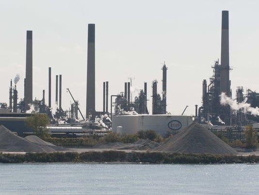 Canada's bad air in Sarnia