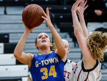Kenzie Schmitz rewrote Germantown record book in earning Now Player of the Year honors