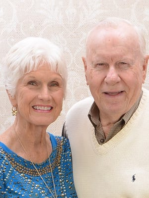 Richard and Gale Langhorst
