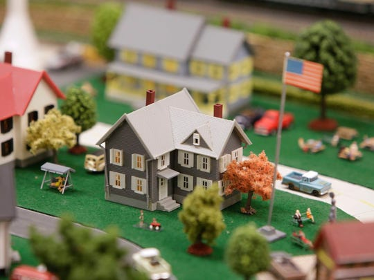 The Ozark Model Railroad Association is moving its fall train show to a larger venue, the Ozark Empire Fairgrounds.