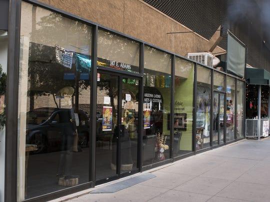 The Arizona Latino Arts & Cultural Center is located