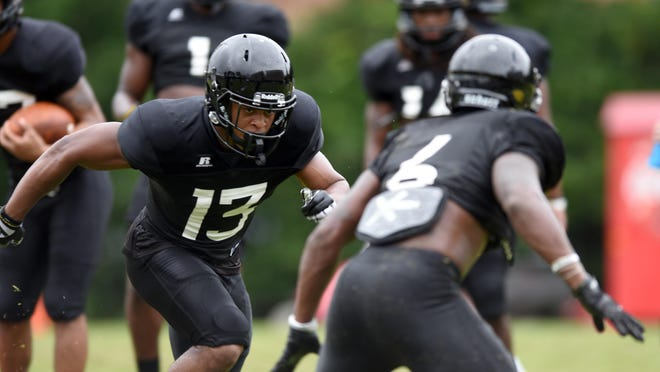 Southern Miss defensive back Picasso Nelson Jr. and the Golden Eagle defense made strides between the team's first and second scrimmages.