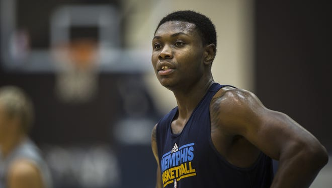 Cleanthony Early, a forward from Wichita State, was drafted by the Knicks with the 34th pick in the NBA draft Thursday night.