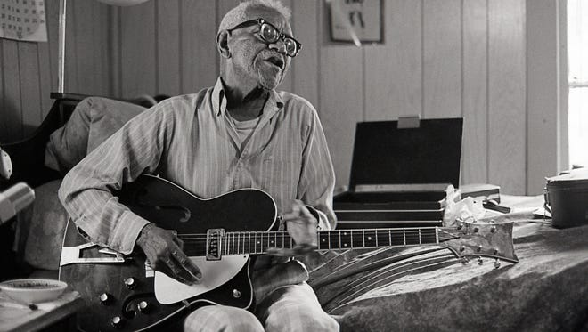 """Bluesman Furry Lewis is one of the key figures in author Robert Gordon's """"Memphis Rent Party."""""""