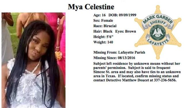 Runaway teen sought by LPSO