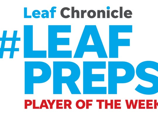 The Leaf-Chronicle Player of the Week