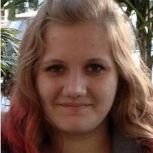Shaina McBride is described as white, about 5-foot-6, and weighing 145 pounds. She has blonde hair and green eyes.