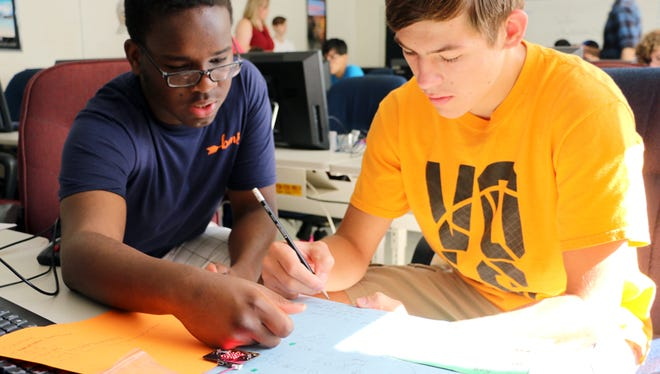 Rutherford County School students outperformed their peers statewide on the 2017-18 TN Ready tests.