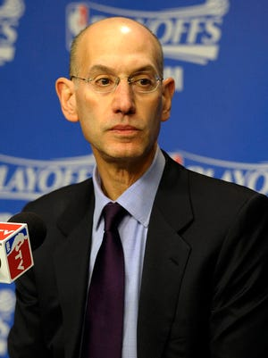 NBA Commissioner Adam Silver promised decisive action on the Donald Sterling recordings controversy.