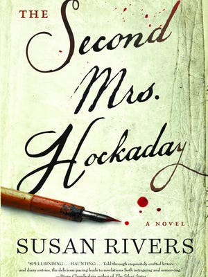 """The Second Mrs. Hockaday"" by Susan Rivers."