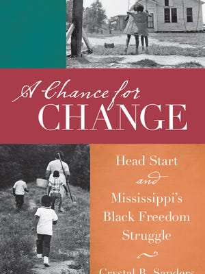 """A Chance for Change"" by Crystal Sanders."