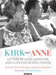 The new book by Kirk and Anne Douglas.