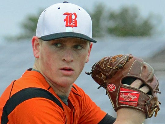 Barnegat's Jason Groome was the 12th player selected in last year's MLB Draft.
