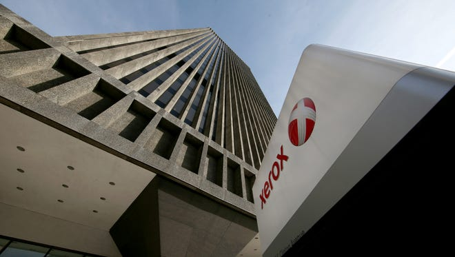 Xerox plans to move out of downtown Rochester and relocate to the Webster campus.