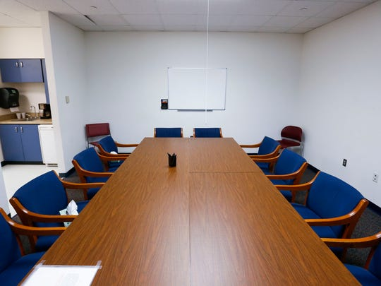 After days of emotional testimony, 12 jurors deliberated in this room and unanimously agreed that Craig Wood was guilty of first-degree murder. Days later the same jury was unable to unanimously agree on whether he should be sentenced to life in prison or the death penalty.