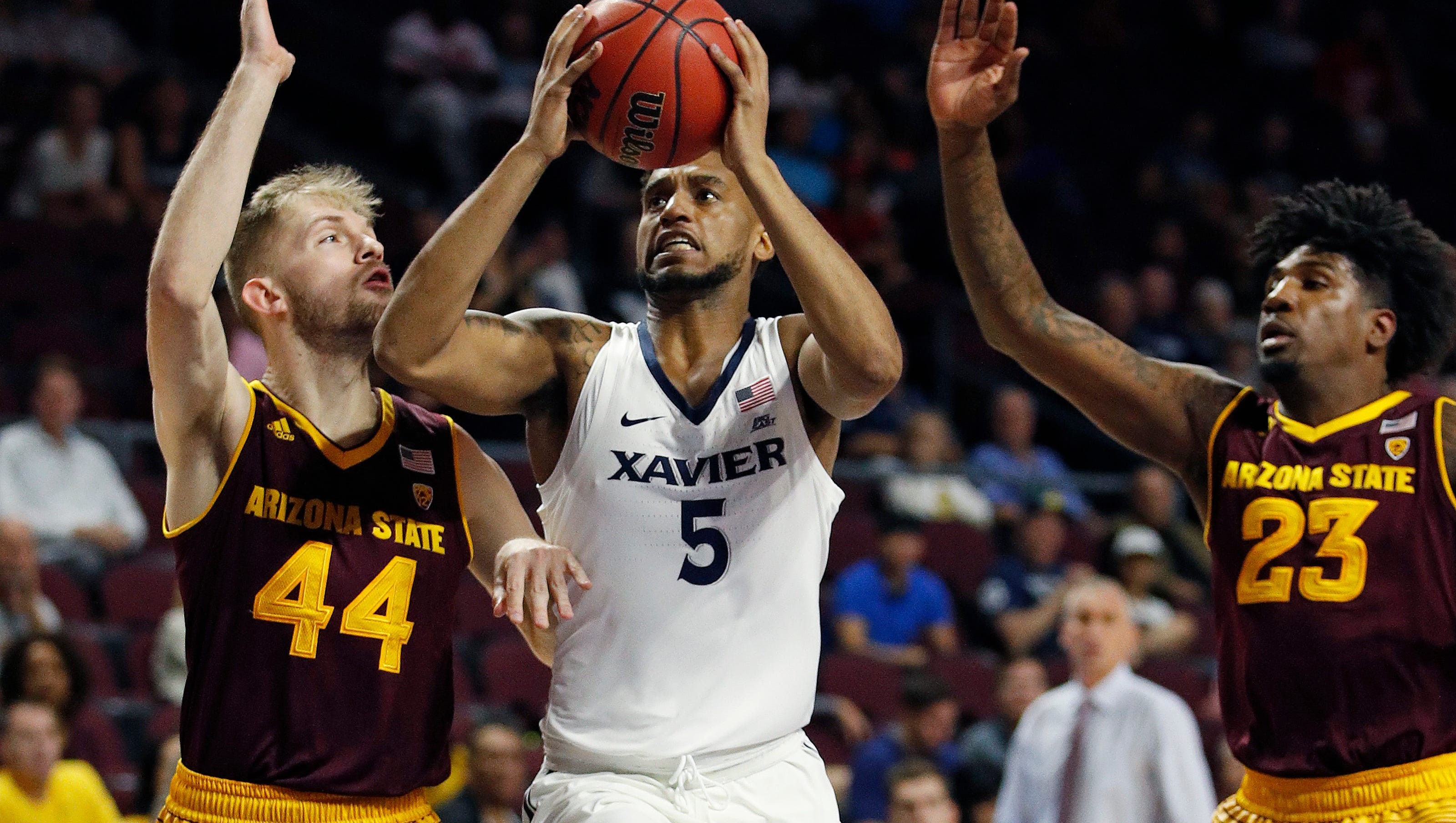 asu basketball hopes to rediscover its luck in vegas