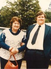 Gloria Dailey and her husband, Charles, were married