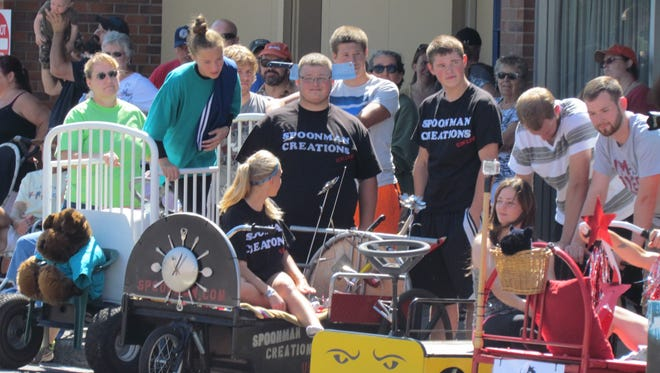 Bed race and beyond during the 19th year of the Santiam Summerfest. The event, which takes over downtown Stayton, and then some, will be celebrated on July 25 this year.