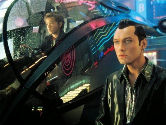 Top 10 robot movies