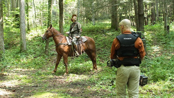 Bonesteel Films 'First in Forestry' premieres in WNC