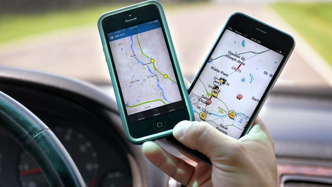Apps and websites can definitely make the Fourth of July weekend travel a little easier and less stressful. Both the Minnesota 511 and Waze apps provide data about construction zones, road closures, and traffic hassles.