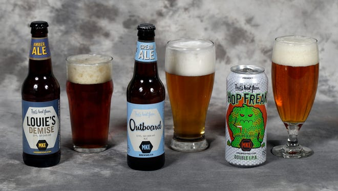 Louie's Demise has been Milwaukee Brewing Co.'s best seller since opening in 1997. Since that time, the Milwaukee-based craft brewery has developed a wide range of styles from its Outboard cream ale to the double IPA Hop Freak.