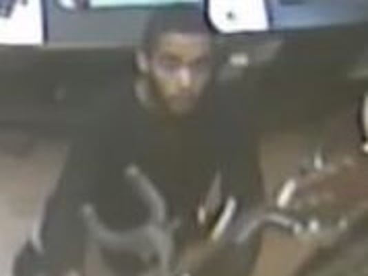 The man that is accused of breaking into two Port St. Lucie stores.
