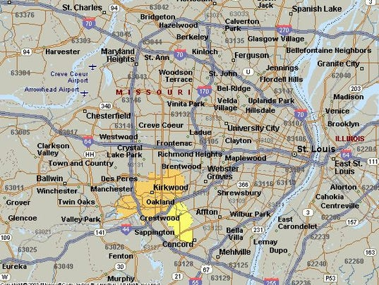 Image Result For Ameren Ue Mo Outage Map