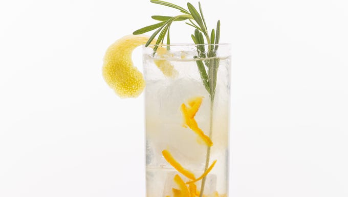 Orange Marmalade and Rosemary Cocktail recipe from The Culinary ...