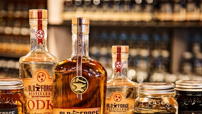 Old Forge Distillery will offer its craft spirits at Grains and Grits Spirits and Food Festival.