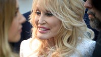 Dolly Parton talks 9 to 5 The Musical
