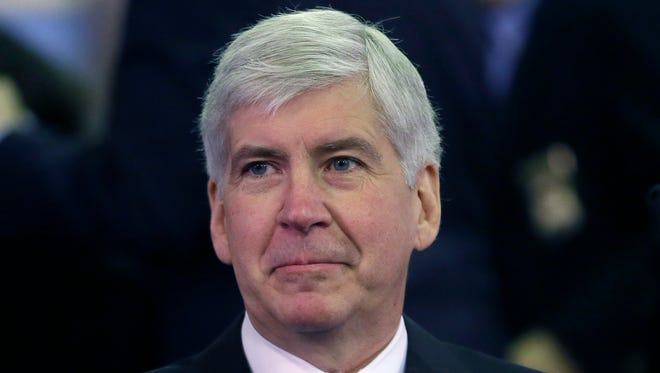 Michigan Gov. Rick Snyder has said he would veto a religious freedom bill if it reaches his desk. A state Senate committee will have a hearing on the Religious Freedom Restoration Act on Tuesday, April 28, 2015.