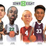 Iowa Eight: Introducing the state's top boys' basketball talents of 2016