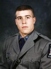 State police Investigator Ryan D. Fortini