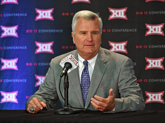 Kansas State coach Bruce Weber lost his job for underachieving