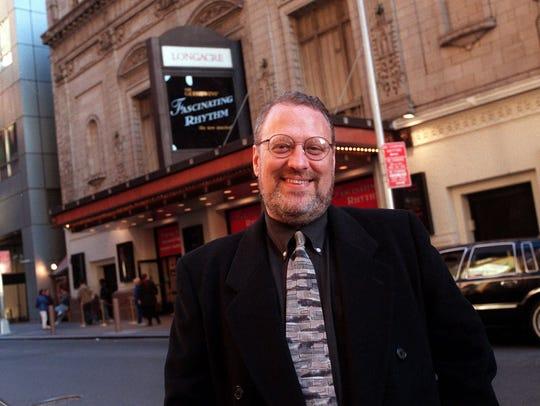 David Ira Goldstein, artistic director of the Arizona