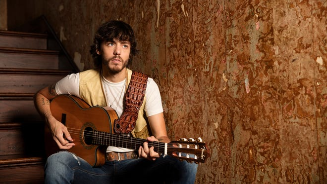 """Chris Janson's debut album, """"Buy Me a Boat,"""" will be in stores Friday."""