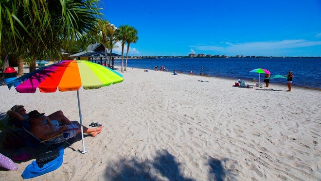Cape Coral offers 11 waterfront parks and 2 beaches—the Yacht Club Community Park and Four Freedoms Park.