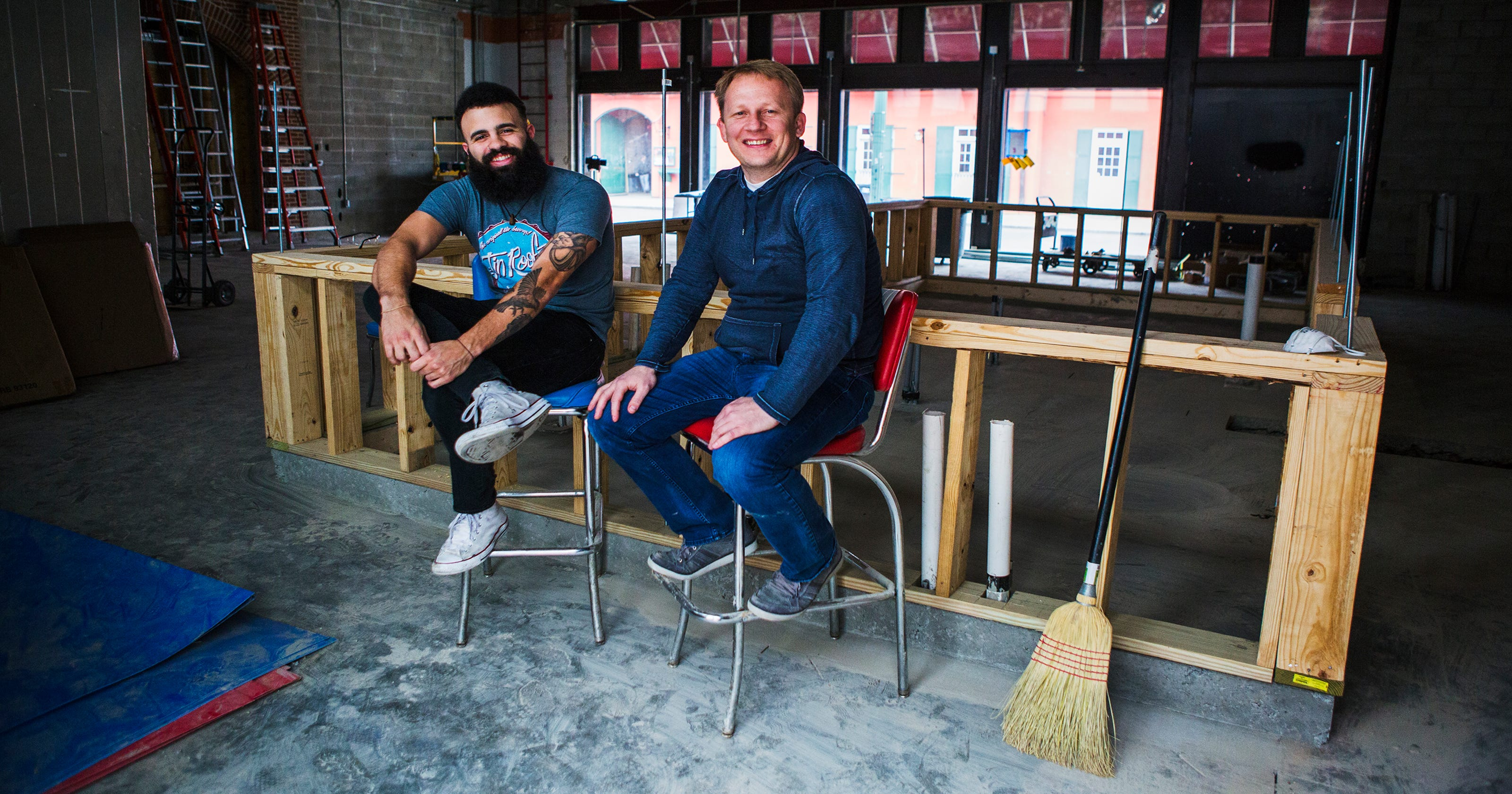 Tin Roof Growing On Beale Street Adding Green Room