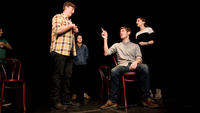 The Upright Citizens Brigade Touring Company heads to Burlington for four shows this weekend at FlynnSpace.
