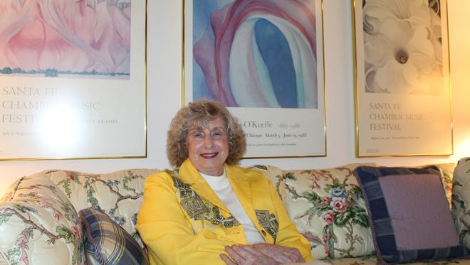 Lorayne Ritt, a community columnist for 35 years in Waukesha County and a town of Waukesha resident, died of natural causes Thursday, Aug. 24. Ritt was pictured in her home when she retired in 2014.