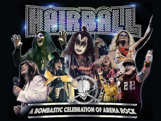 Get ready to rock! Hairball returns to Bernick's Ice Arena 4/14. Enter 2/21-3/18