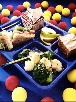 Students at Stone Middle will sit with peers they may not know for lunch next week.