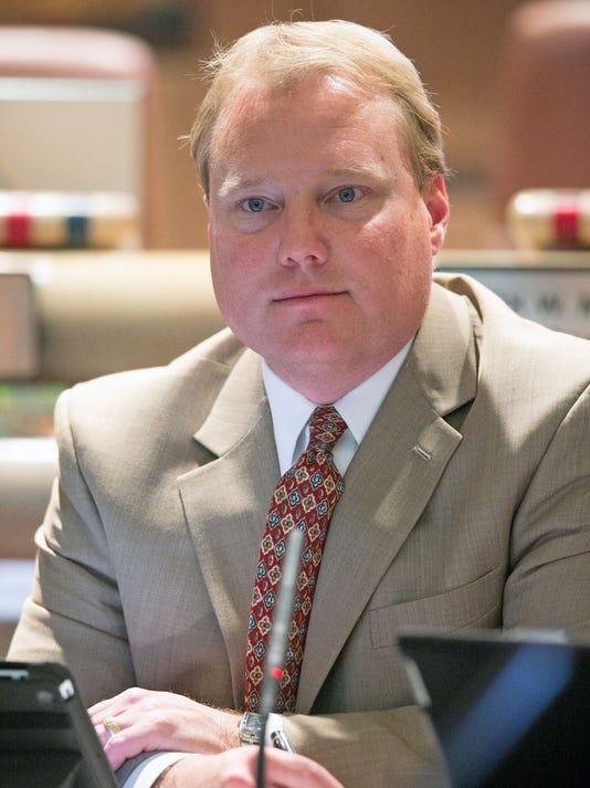 Mayor Mark Mitchell