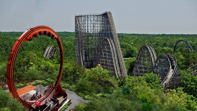 Six Flags Great Adventure has a variety of positions available for the 2015 season, which marks the debut of the park's newest coaster, El Diablo.