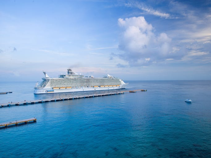Oasis and Allure of the Seas, the world's largest ships, are packed with stuff that will appeal to older kids.