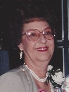 Evelyn passed away peacefully in her sleep on April 22, 2015 at Berthoud Living Center in Berthoud, Colorado